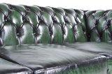 Chesterfield Origine 4-sièges Antique Vert | Garantie de 12 ans_