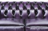 Chesterfield Origine 4-sièges Antique Violet | Garantie de 12 ans_
