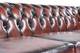 Chesterfield Origine 5-sièges Antique Brun | Garantie de 12 ans_