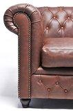 Chesterfield Vintage 3-sièges Brun | Garantie de 12 ans_