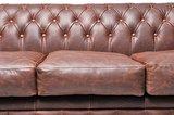 Chesterfield Vintage 5-sièges Brun | Garantie de 12 ans_