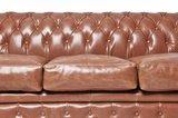 Chesterfield Vintage 6-sièges Mocha | Garantie de 12 ans_