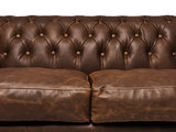 Chesterfield Vintage C0869 2-sièges | Garantie de 12 ans_
