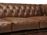 Chesterfield Vintage C0869 3-sièges | Garantie de 12 ans_