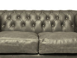 Chesterfield Canapé Vintage Cuir | 1 + 2 places | Alabama C1057| Garantie de 12 ans_