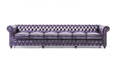 Chesterfield Origine 6-sièges Antique Violet | Garantie de 12 ans