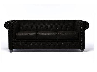 Chesterfield Vintage C0936 3-sièges | Garantie de 12 ans